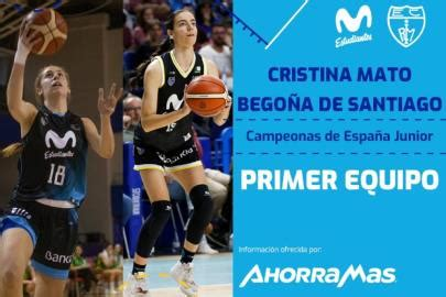 Mato y De Santiago, al primer equipo del Movistar ...