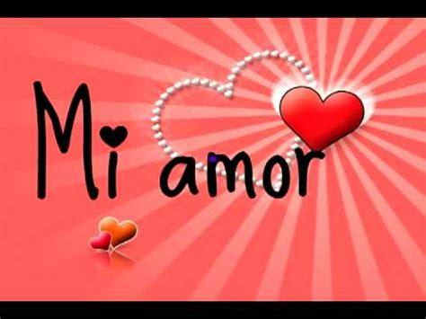 Matt Hunter Mi amor Letra en español   YouTube