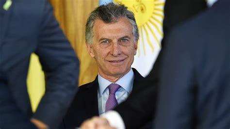 Mauricio Macri:  Íbamos a ser Venezuela, ese es el destino ...