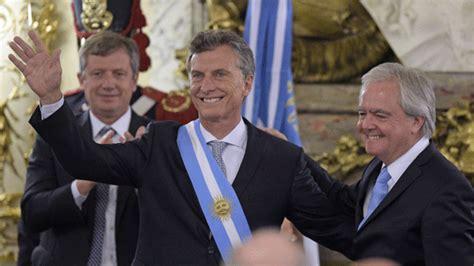 Mauricio Macri jura como presidente de Argentina:  Se ...
