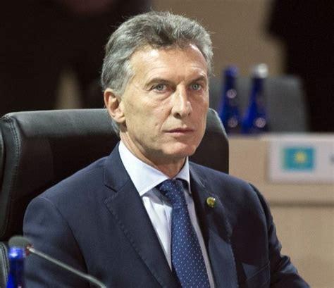 Mauricio Macri, presidente de Argentina   Especiales   ABC ...