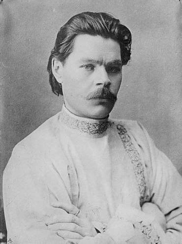 Maxim Gorky  born 28 March, 1868; died 18 June,...   varia