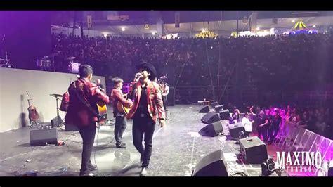 Maximo Franco cierre fiestas de Octubre Guadalajara 2017 ...