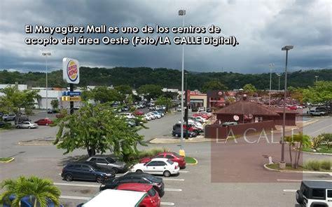 Mayagüez Mall servirá de centro de acopio para ...