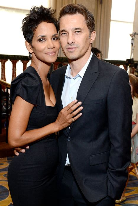 MAYBE A BABY?!! Halle Berry AND Olivier Martinez PREGNANCY ...