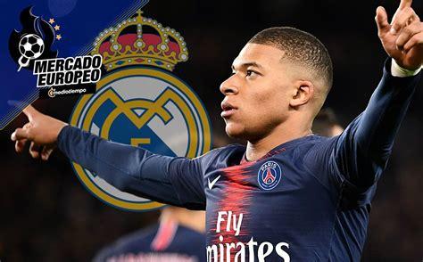 Mbappé al Real Madrid: PSG le pone precio de 250 millones ...