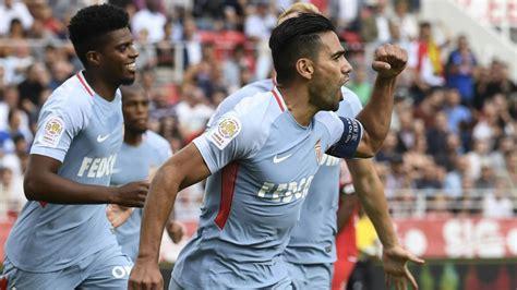 Mbappé no juega ni un minuto y Falcao firma un hat trick ...