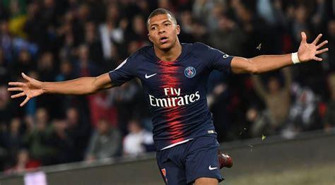 Mbappé se exhibe con cuatro goles en 13 minutos | Deportes ...