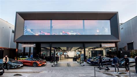 McLaren Barcelona abre nueva sede, con coches nuevos y de ...