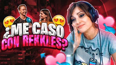 ¿ME CASO? | Cristinini   YouTube