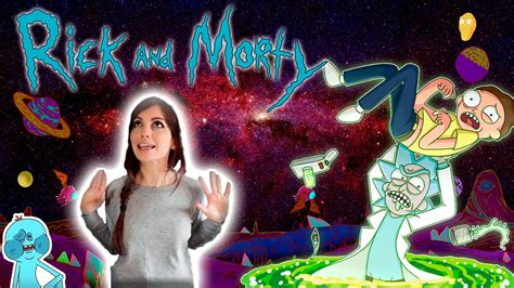 Me encanta RICK Y MORTY | Cristinini   YouTube