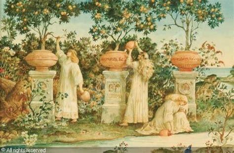 meacci ricciardo 1856 ca 1900 the garden of hesperides ...