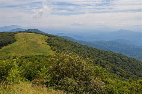 Meanderthals | Big Bald Mountain on Appalachian Trail ...
