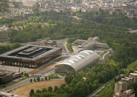 Mecanoo and BuroHappold to design the European Investment ...