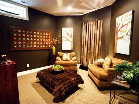 Media Room Decor: Pictures, Options, Tips & Ideas | HGTV