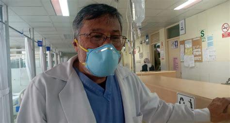 Médico de 65 años decidió seguir trabajando en hospital ...