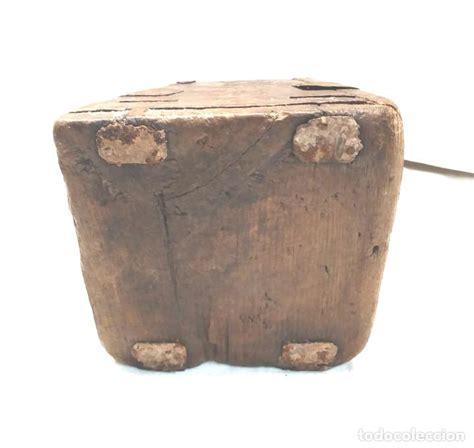 medida de grano año 1843 cuños control peso has   Comprar ...