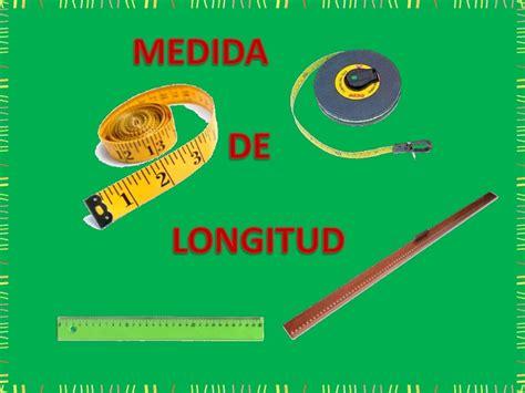 Medida de longitud en 1º y 2º de Primaria