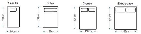 medidas de camas   Buscar con Google | Diseño | Pinterest ...