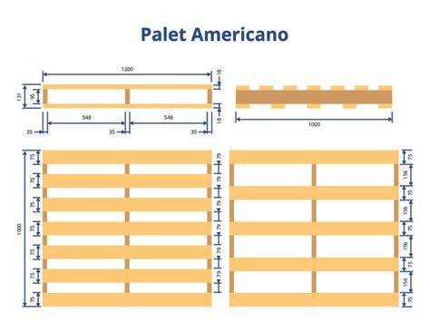 Medidas de palets: ¿cuáles son los estándares más extendidos?