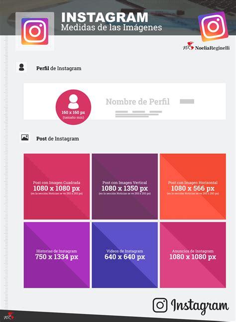 Medidas Redes Sociales | Siempre Actualizada | Todas las ...