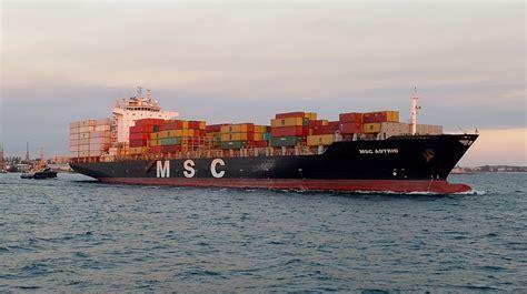 Mediterranean Shipping Company   Wikipedia