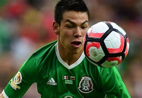 Meet Hirving Lozano: The Mexico youngster set to sign for ...