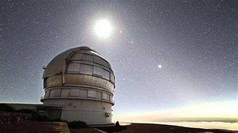 Meet the Giant   A night at the 10.4m Gran Telescopio ...