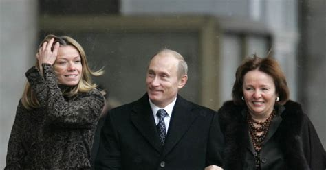 Meet the Putins: Inside the Russian Leader s Mysterious Family