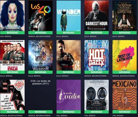 MEGA: Paginas para Descargar Musica, Discos, Albumes ...