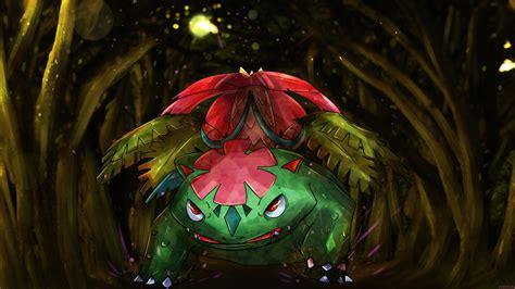 Mega Venusaur | Pokemon backgrounds, Pokemon first ...