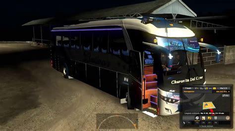 MEGABUSS 700   Hino AK [PV]   Mod Bus Ecuador   Euro Truck ...