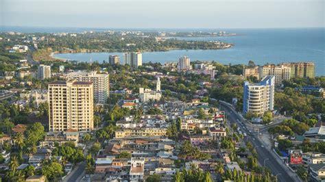 Megacity in waiting: Dar es Salaam is basking in its post ...