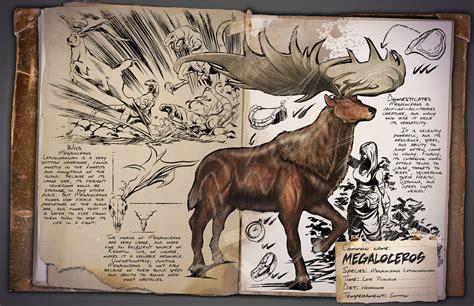 Megaloceros | ARK: Survival Evolved Wiki | FANDOM powered ...