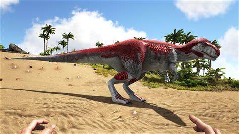 Megalosaurus   Official ARK: Survival Evolved Wiki