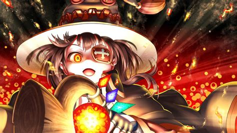 Megumin Anime 4K Wallpapers | HD Wallpapers | ID #17113