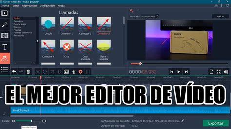 Mejor editor de vídeo para principiantes fácil y potente ...
