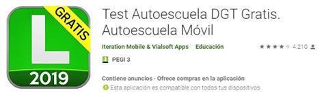 Mejores aplicaciones para hacer tests del carnet de ...