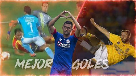 MEJORES GOLES Liga MX   Jornada 1 a 8   Apertura 2018 ...