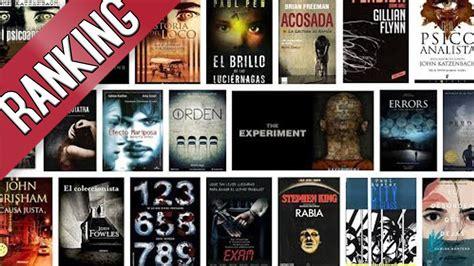 Mejores Libros de Thriller Psicológicos, Misterio y ...