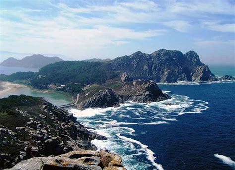 mejores paisajes naturales Europa fotos Islas Cie Galicia ...