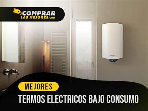 Mejores Termos Eléctricos de Bajo Consumo de 2019 ...