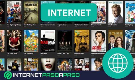 MEJORES Webs Ver Películas / Series Online Gratis 】 Lista 2019