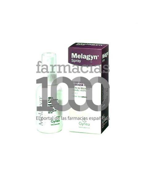 Melagyn Spray Alivio del Picor y Escozor Íntimo 40ml