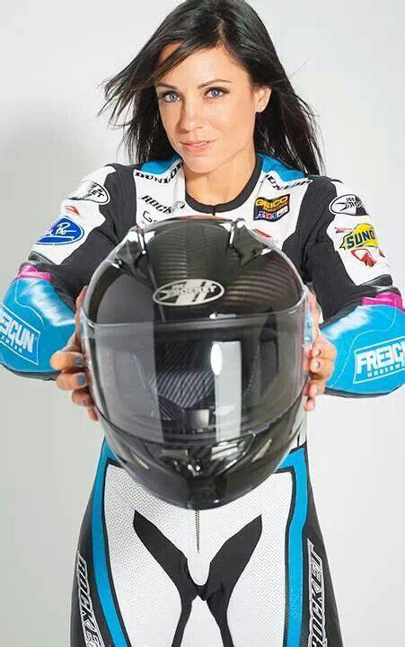 Melissa Paris | Performance bike, Biker girl, Motorcycle gear
