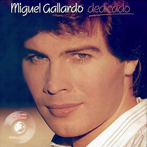 Melopopmusic: Miguel Gallardo   Dedicado [CD RCA]  1987