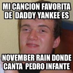 Meme Stoner Stanley   MI cancion favorita de daddy yankee ...