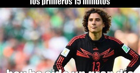 [ MEMEDEPORTES ] El Memo Ochoa ya ha hecho lo imposible