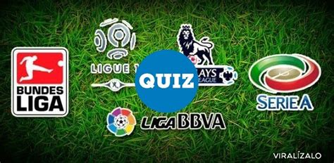 [ MEMEDEPORTES ] QUIZ: ¿En qué liga europea deberías jugar?