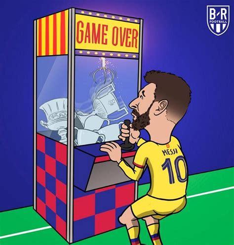 Memes Barcelona tras ser eliminados de la Copa del Rey al ...